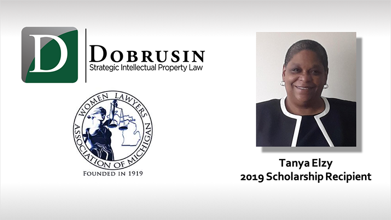Dobrusin Law Firm Announces Recipient of Its First Women Lawyers Association of Michigan Foundation Scholarship