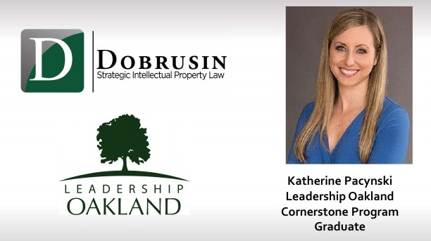 Katherine Pacynski Graduates from Leadership Oakland's Cornerstone Program