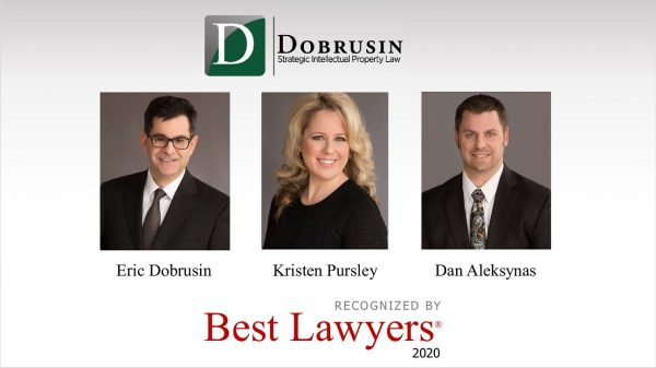 THREE DOBRUSIN LAW FIRM ATTORNEYS RECOGNIZED IN THE BEST LAWYERS IN AMERICA© 2020