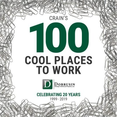 Dobrusin Law Firm Recognized as One of Detroit's 100 Cool Places to Work