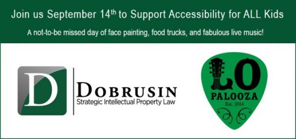 The Dobrusin Law Firm Proudly Sponsors LO Palooza, the Year's Not-to-be-Missed Event!