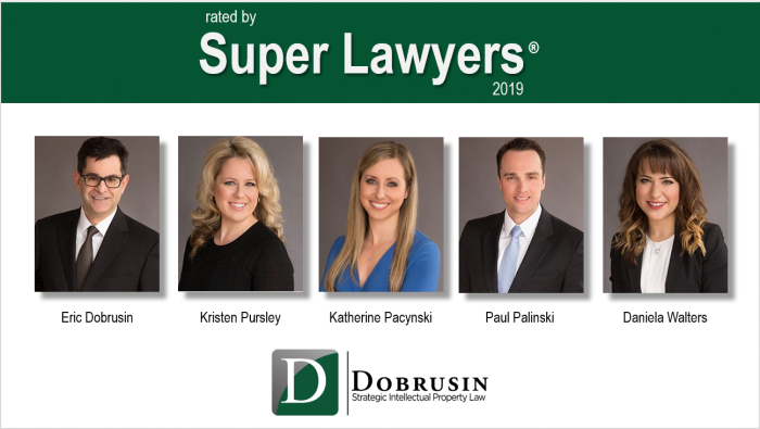 Five Dobrusin Law Firm Attorneys Named to 2019 List of Michigan Super Lawyers and Rising Stars