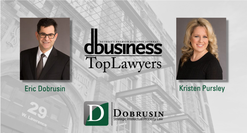 "DBusiness Includes Eric Dobrusin and Kristen Pursley Among ""Top Lawyers"" for 2020"