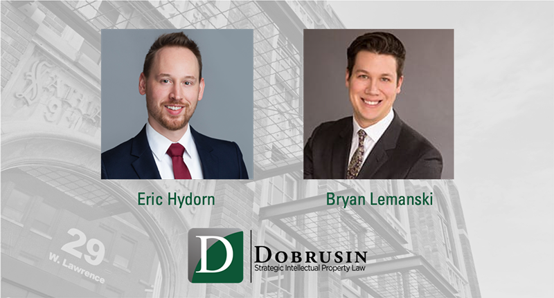 Associate Attorneys Eric Hydorn and Bryan Lemanski Join the Dobrusin Law Firm