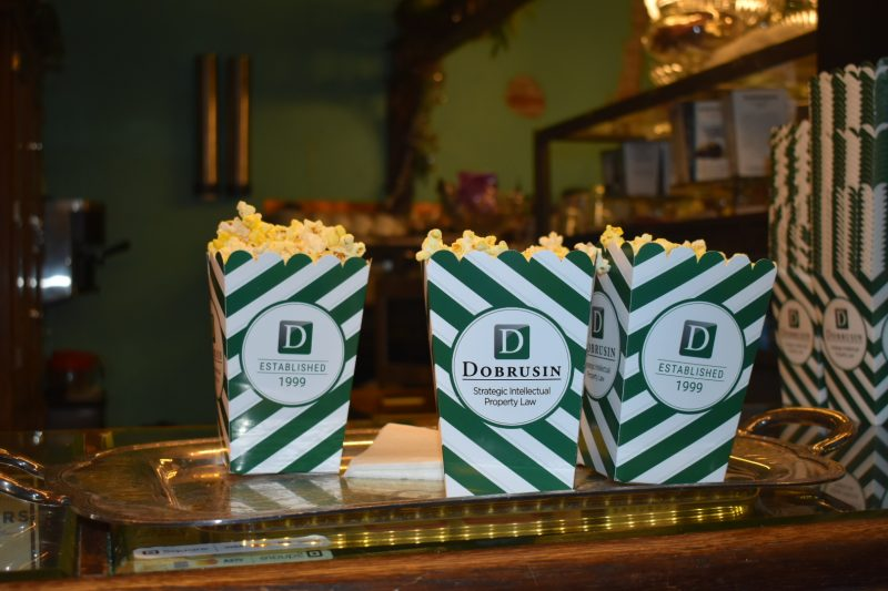 Dobrusin Law Firm Celebrates Its 20th Anniversary… at the Movies