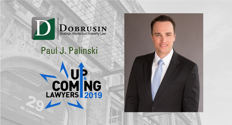 "Paul Palinski Named to Michigan Lawyers Weekly's 2019 List of ""Up & Coming Lawyers"""