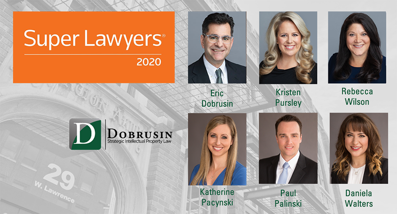 Six Dobrusin Law Firm Attorneys Included in the 2020 List of Michigan Super Lawyers® and Rising Stars