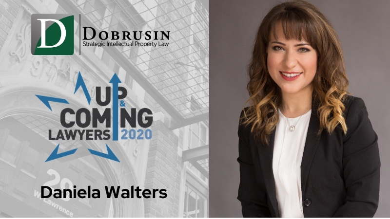 "Michigan Lawyers Weekly Honors Daniela Walters Among the ""Up & Coming Lawyers"" for 2020"