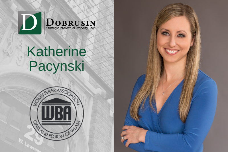 Katherine Pacynski Concludes Her Tenure as President of the Women's Bar Association