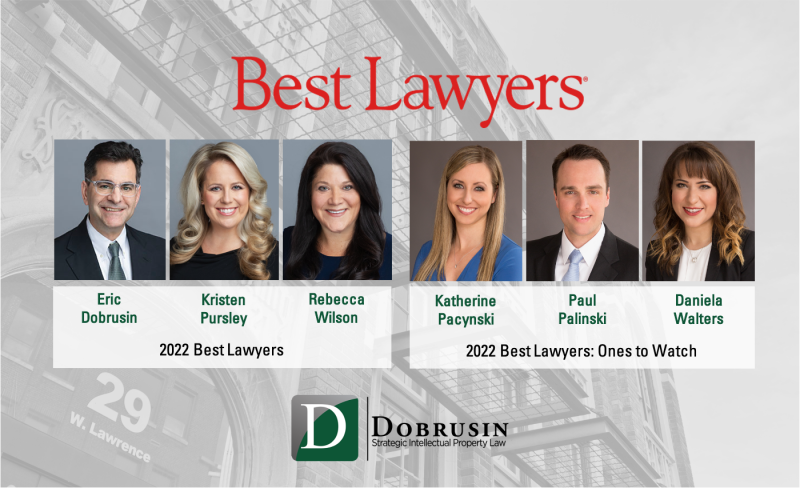 Six Dobrusin Law Firm Attorneys Named Among the 2022 Best Lawyers in America©