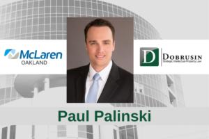 Paul Palinski Patent Lawyer