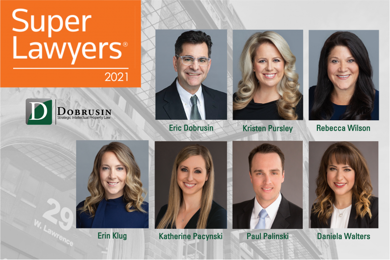 Seven Dobrusin Law Firm Attorneys Included on the 2021 List of Michigan Super Lawyers and Rising Stars