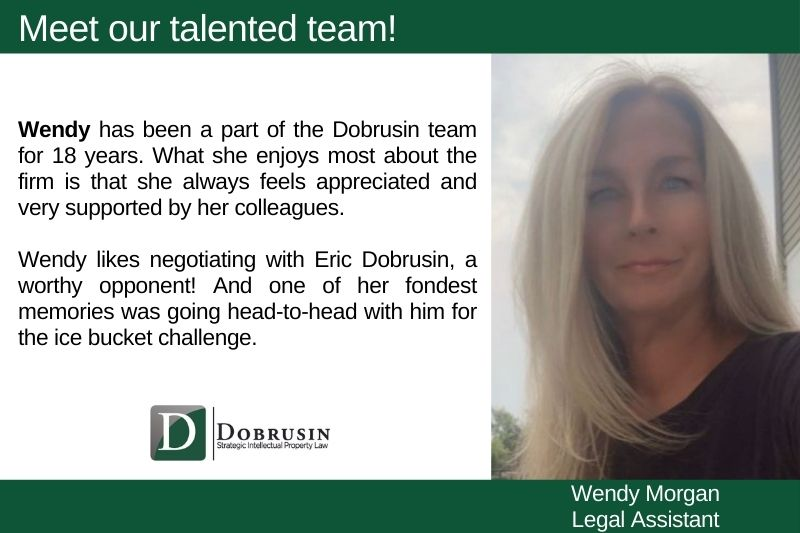 Get to Know Our Team – Wendy Morgan